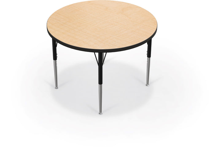 "Balt 90527-N Adjustable Height Round Activity Table 36"" Diameter"
