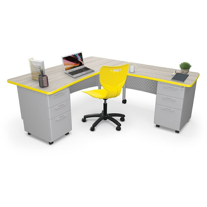 Avid Modular Instructor Desk Right