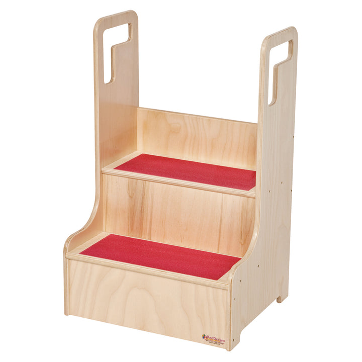 Wood Designs WD21200 Step-Up-N-Wash Stool