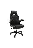 OFM ESS-3086 Essentials Collection Racing Style Leather Gaming Chair