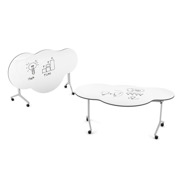NorvaNivel SSCDF SunshineOnACloudieDay Foldable Table