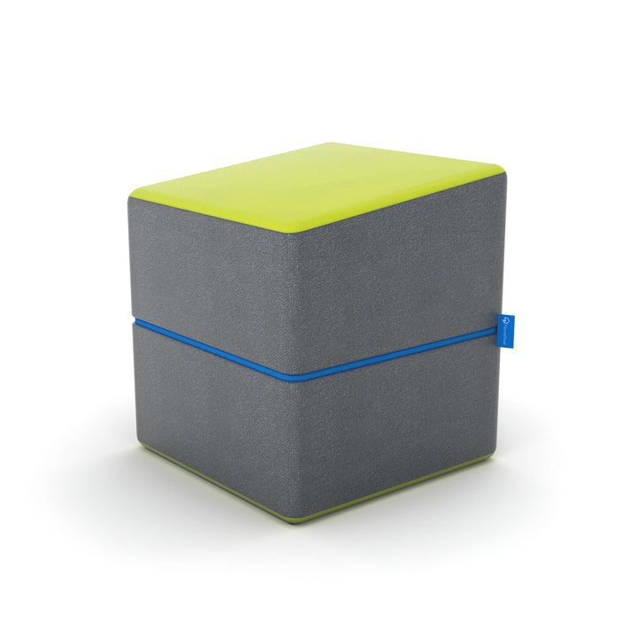 NorvaNivel CLDFLMW SunshineOnACloudieDay Foldable Collection with 6 Missott Cube Ottomans