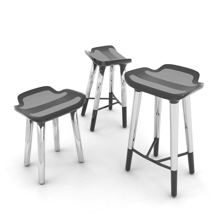 NorvaNivel Steamspace Stools