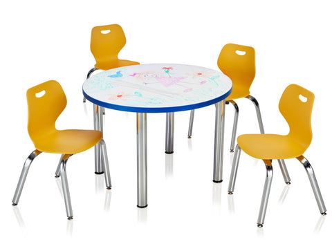 Magnificent Classroom Chairs And Seating Student Seating Tagged Bralicious Painted Fabric Chair Ideas Braliciousco