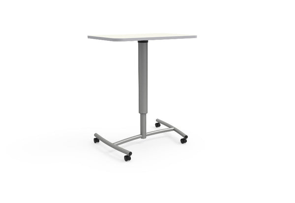 KI RUW20E Ruckus Mobile Lectern with Carpet Casters