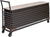 "AmTab TTC6 Heavy-Duty Table Caddy for 18"" or 24"" x 72""L Rectangle Tables - Quick Ship"