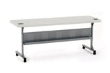 National Public Seating BPFT-2460 Blow Molded Flip and Store Table 24 x 60 - Quick Ship