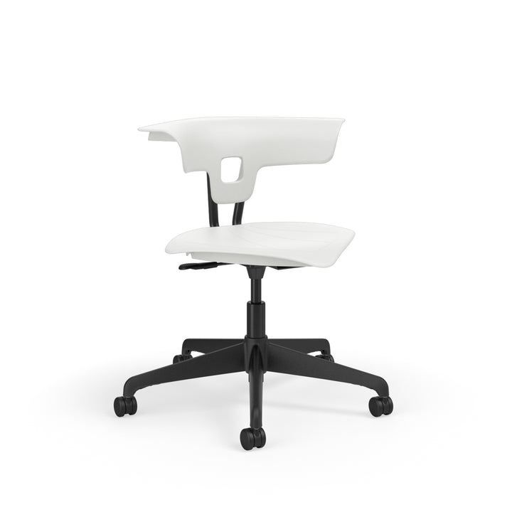KI RK5100 Ruckus Plastic Adjustable Task Chair with 5 Star Base