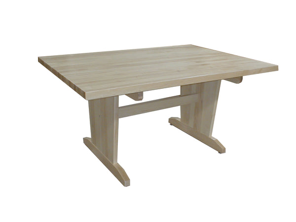 Hann A2-4260M Art Table with Hard Maple Top 42 x 60