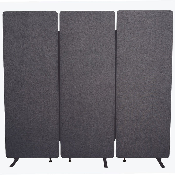 Luxor RCLM7266Z RECLAIM Acoustic Room Dividers - 3 Pack