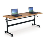 Balt 90093 Fixed Height Economy Flipper Table 24 x 60