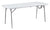 National Public Seating BMFIH3072 Blow Molded Fold in Half Banquet Table 30 x 72 - Quick Ship