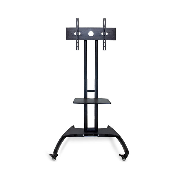Luxor FP2500 Adjustable Height LCD/LED Rolling TV Stand and Mount
