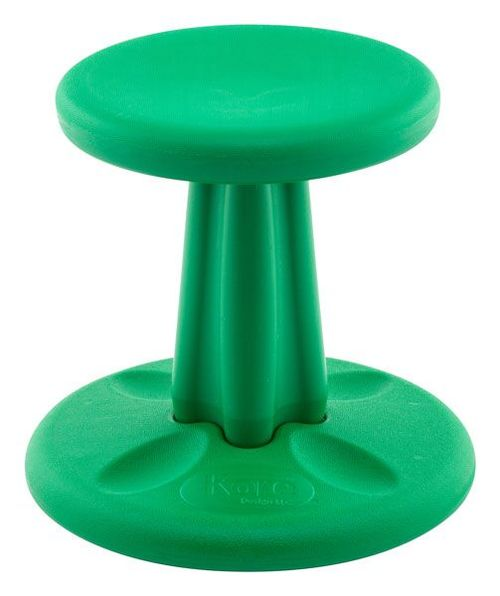 "Kore Designs KOR 121 Preschool Wobble Chair 12"" Height"