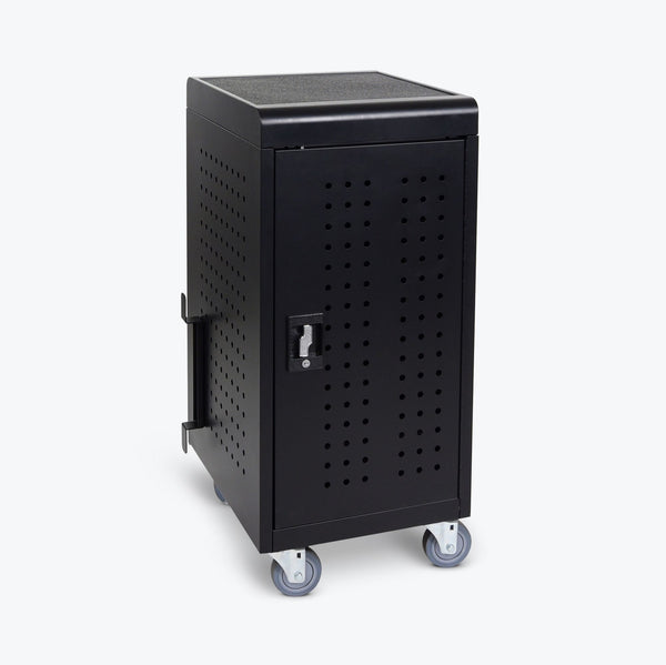 Luxor LLTM24-B Tablet and Chromebook Charging Cart For 24 Devices