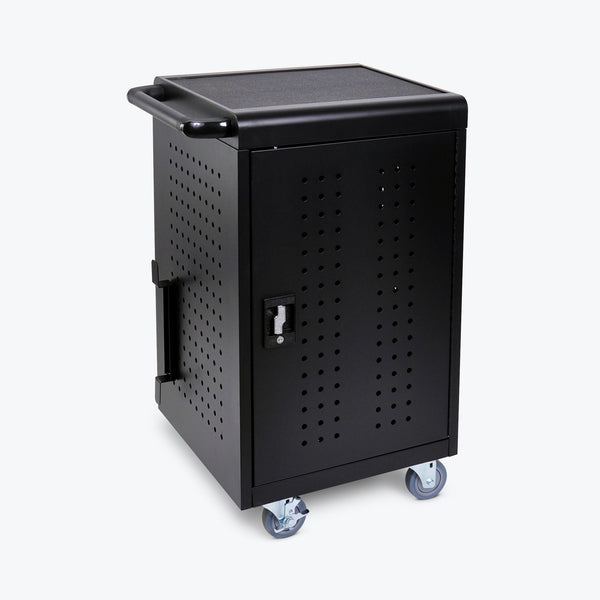 Luxor LLTM30-B Tablet and Chromebook Charging Cart For 30 Devices