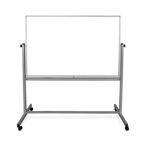 Luxor MB6040WW Double Sided Magnetic Whiteboard 60 x 40