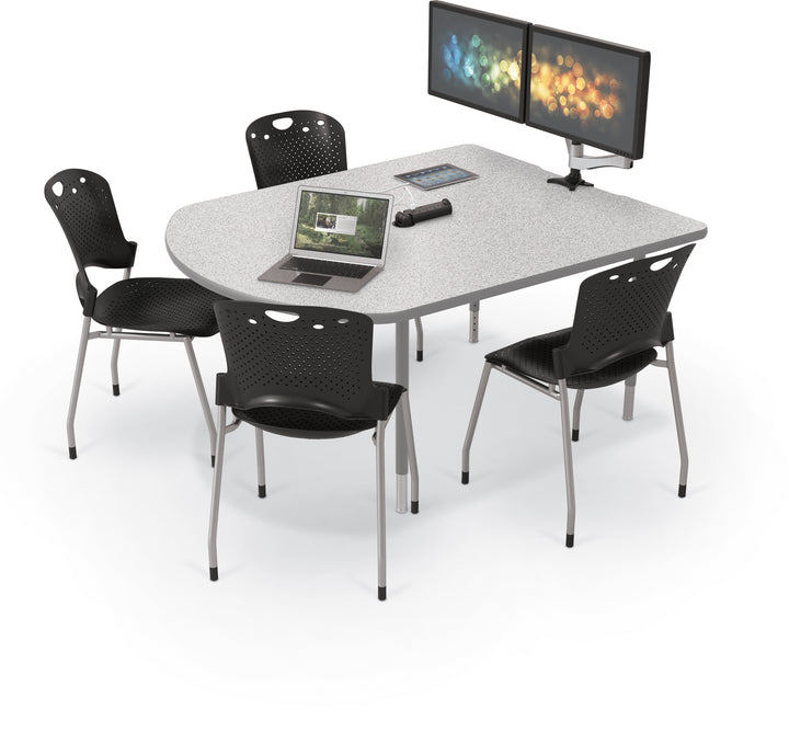 Balt 27750 Mediaspace Multimedia and Collaboration Table - Small