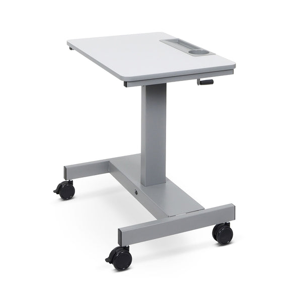 Luxor STUDENT-C Student Sit Stand Desk with Crank Handle