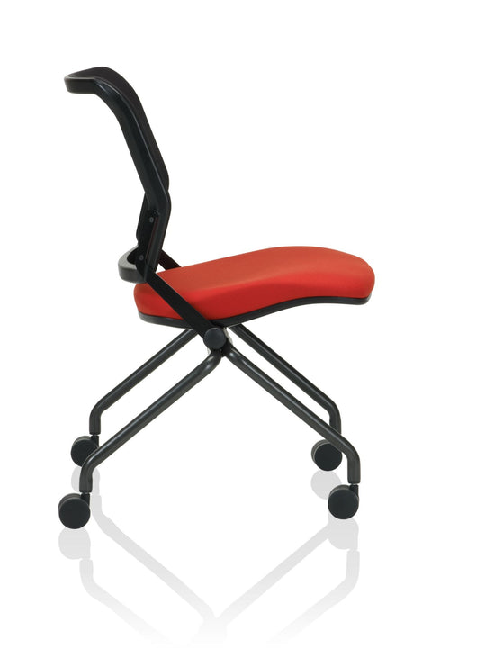 "KI TANNA Torsion Air Nesting Chair 18"" Seat Height"