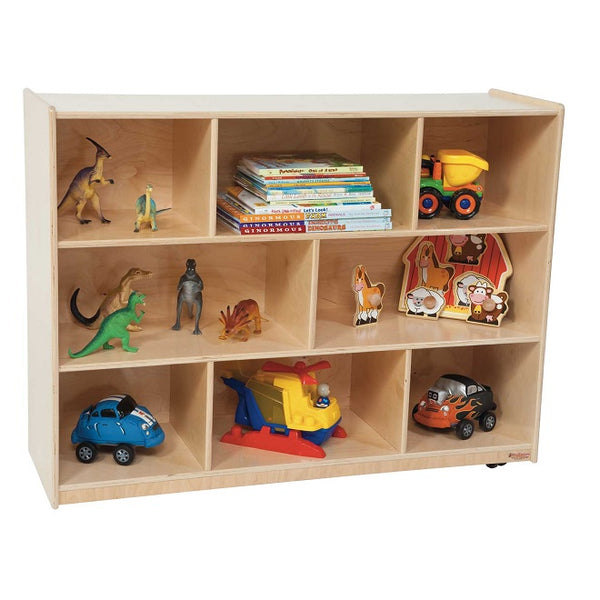 "Wood Designs WD13600 Mobile Single Storage Unit 38"" Height"