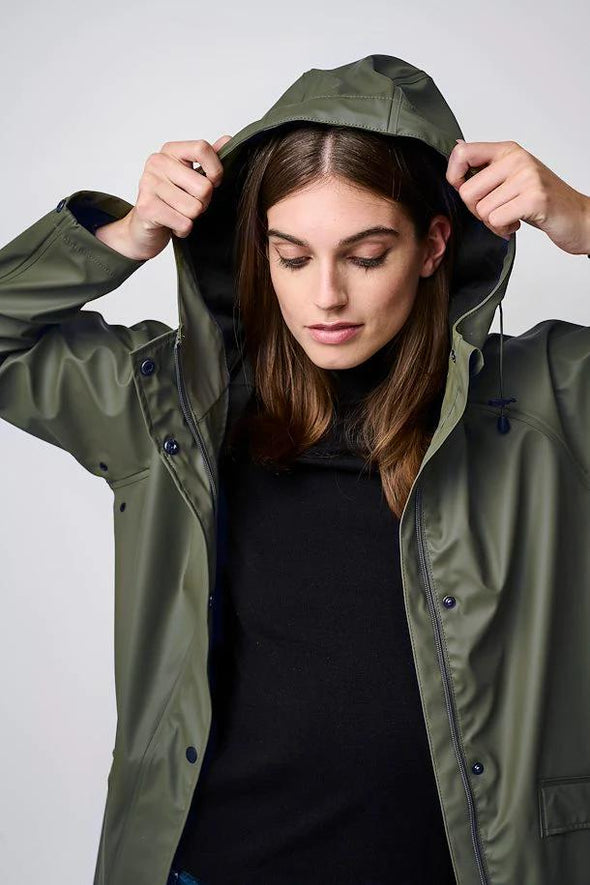 orb clothing trench - boutique modéco