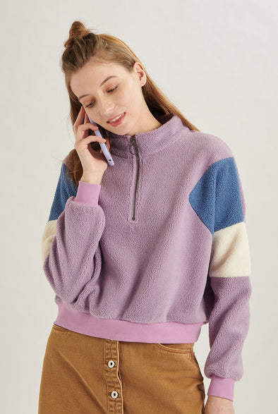 sweatshirt (2 couleurs)