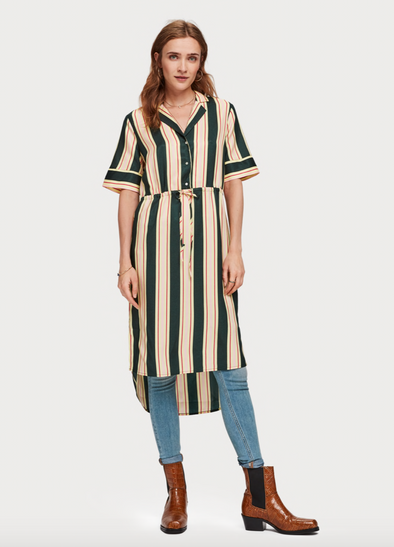 robe-maison scotch- scotch and soda- lignée- 153294