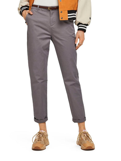 maison scotch- scotch and soda- 153157- chino- gris- vert-
