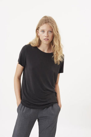 minimum - rynah - t shirt - confortable - noir