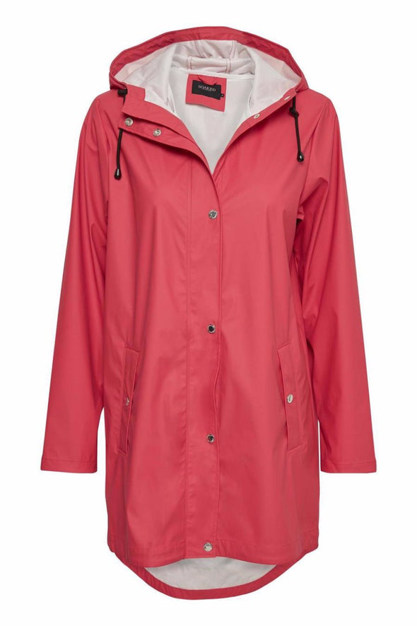 soaked in luxury- suzy- imperméable- rouge- poinsettia-