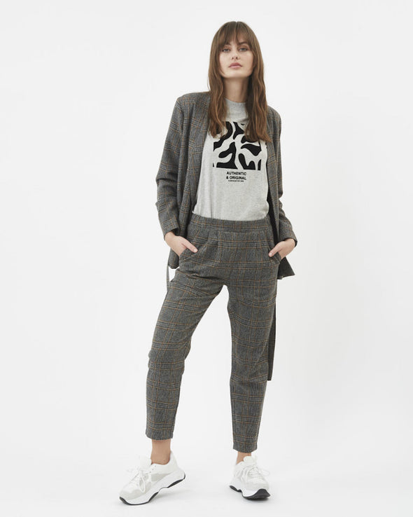 minimum - pantalon sofja - 6428 - doux - carrotté