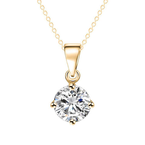 Collier CRYSTAL FACE-Bijoux-3Vœux