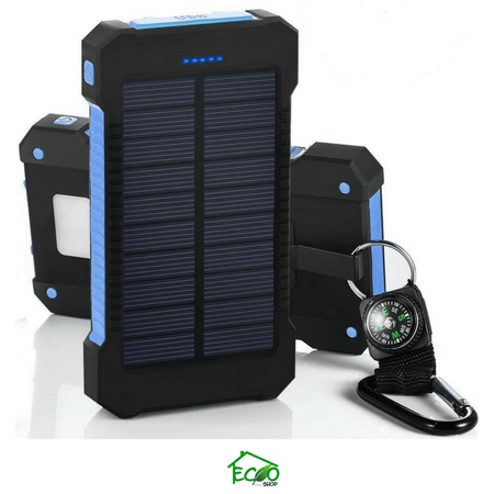 Chargeur Portable Solaire Waterproof USB