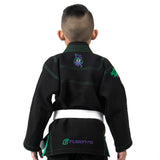 Fusion Fight Gear Batman The Killing Joke Kids BJJ Gi- Black