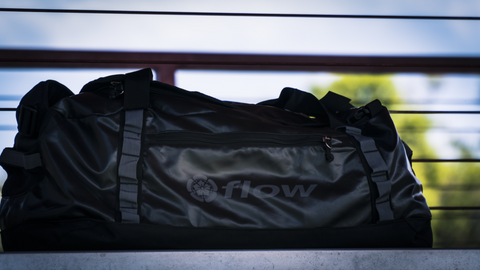 Flow Kimonos Duffel Bag