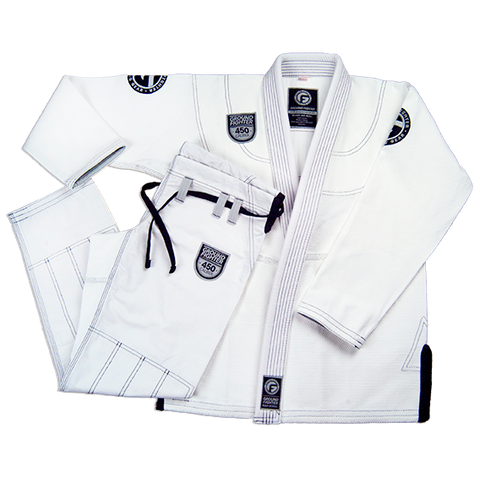 Ground Fighter Kids 450 Caliber Jiu-Jitsu Gi