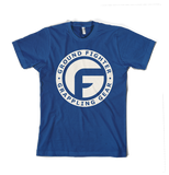 Ground Fighter Kids The Icon Shirt - Blue