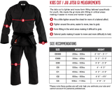 War Tribe Boy's Gi