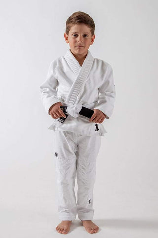 Kingz The ONE Kids Jiu Jitsu Gi - White