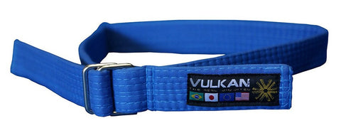 Vulkan Street Wear Jiu Jitsu Belt Blue