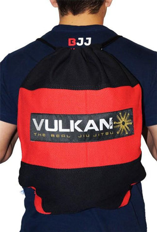 Vulkan Jiu Jitsu Gi Bag Red/Black