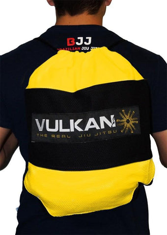 Vulkan Jiu Jitsu Gi Bag Yellow