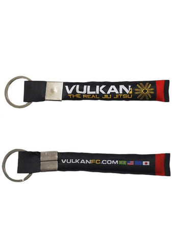 Vulkan The Real Jiu-Jitsu Keychain