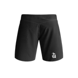 Tribe Kids BJJ Grappling Short Competition Standard - Black - BFS