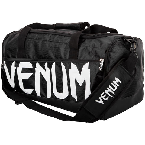 Venum Sparring Sport Bag - Black/White