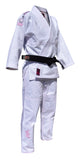 FUJI Sports Kids Gi Pink Blossom