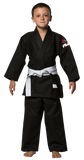 FUJI All Around Kids BJJ Gi Black