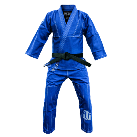 War Tribe Kid's Jiu Jitsu Gi Bue
