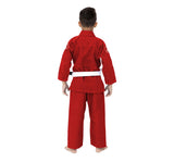 Vulkan Ultra Light NEO Kids BJJ Gi - Red